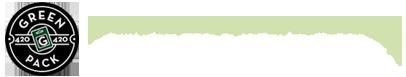 Green 420 Pack Logo